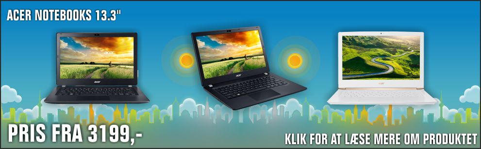 acer notebooks 13