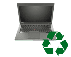 "Lenovo Thinkpad T440 14"" Genbrugt-IT"