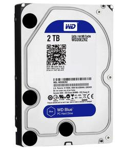 "Western Digital Blue HDD 3,5"" 2TB"