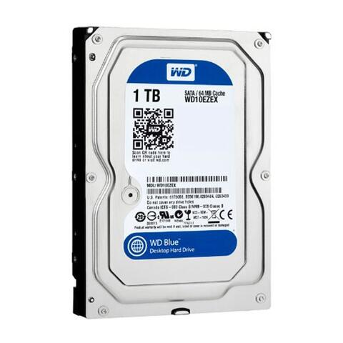 "Western Digital Blue HDD 3,5"" 1TB"