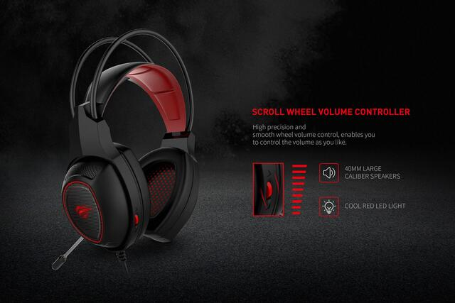 Havit HV-H2239d Gaming Headset