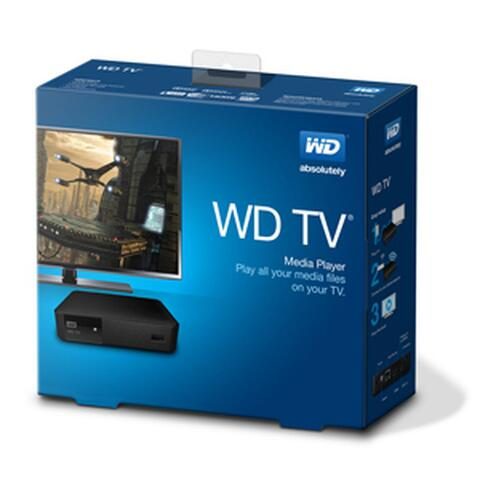 Western Digital TV media player